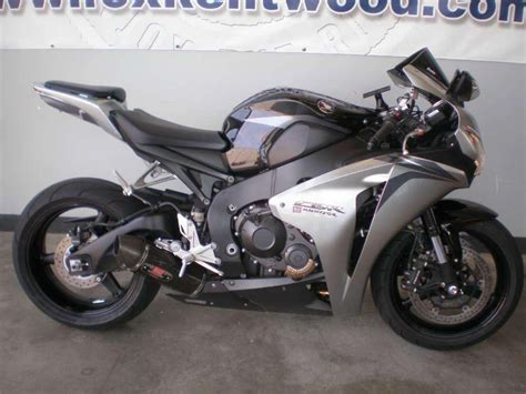 honda cbr1000rr for sale 2008 honda cbr1000rr sportbike for sale on 2040motos