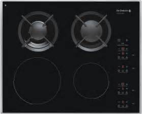 De Dietrich Induction Cooktop mixed induction gas induction radiant hobs from de dietrich