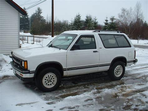 best car repair manuals 1994 chevrolet s10 blazer navigation system 94projectsfa 1994 chevrolet s10 blazer specs photos modification info at cardomain
