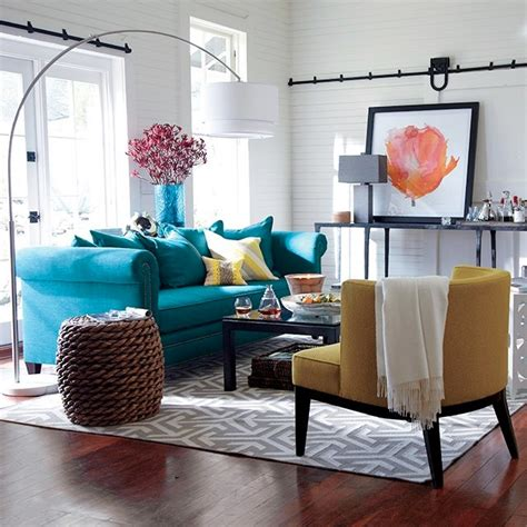Bright Home Decor | decorating with bright colors