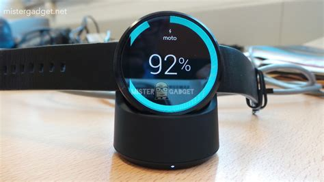 Motorola Moto 360: 2.5 Day Runtime, Heart Rate Sensor and Wireless Charging Confirmed ? Gallery