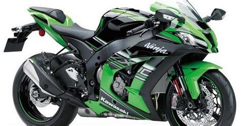 spesifikasi dan harga kawasaki zx 10r 2016 gambar motor baru
