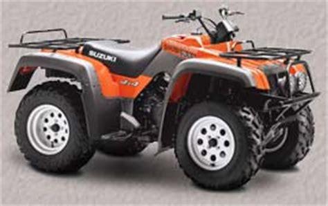 1998 Suzuki 500 Quadrunner Suzuki 1998