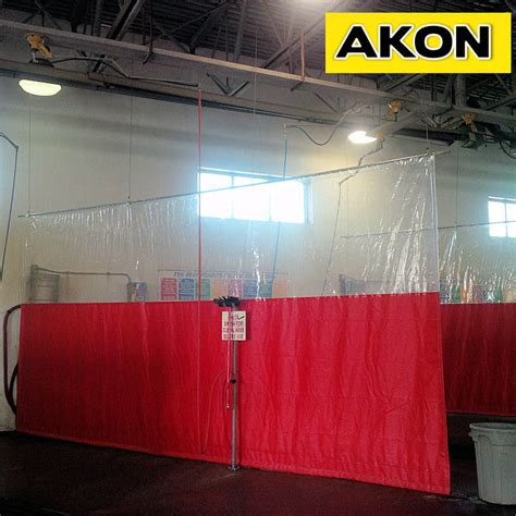 car wash curtains industrial curtain photo gallery