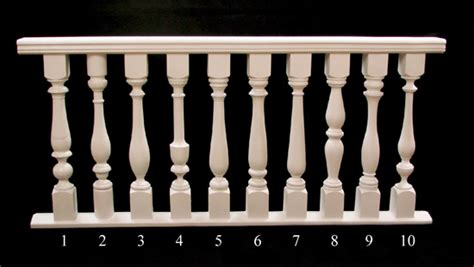 Banisters And Spindles Century Porch Post Inc Wooden Posts
