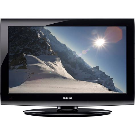 Tv Toshiba Lcd 32 Inch toshiba 32c100u 32 quot 720p hd lcd tv 32c100u b h photo