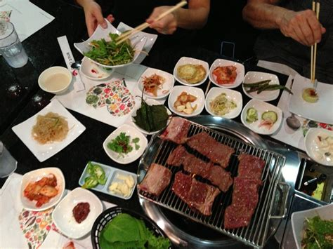 image gallery korean bbq chicago