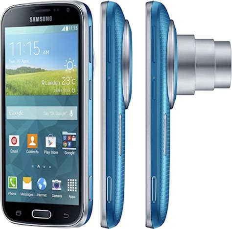 samsung galaxy k zoom mobile gazette mobile phone news