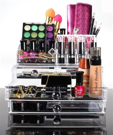 best organizer best makeup organizers review hair brush straightener