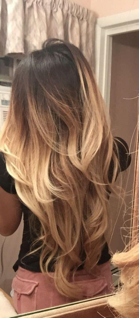 blonde haare trend