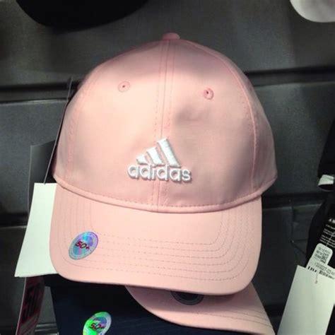 Baby Pink Trucker Jacket hat adidas snapback pale pastel pink pink cap