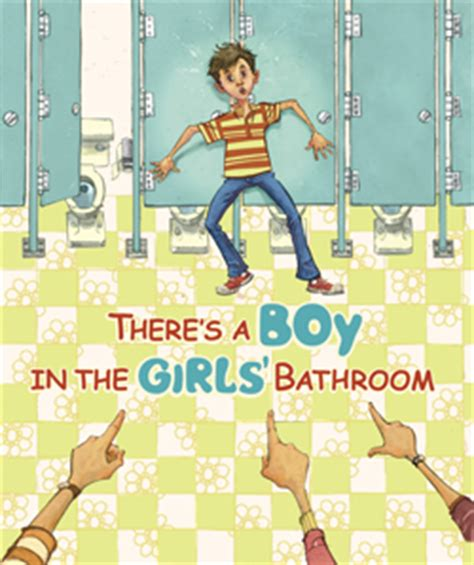 girl in bathroom with boy girlsbathroomtomorrow arts center el relago