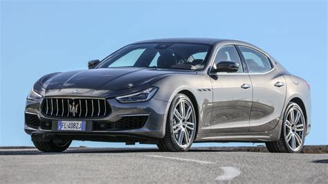ghibli maserati 2018 maserati ghibli 2018 review car magazine