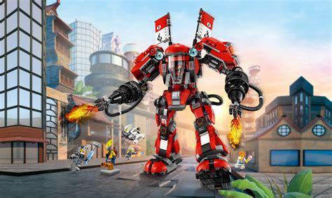 film robot ninjago lego ninjago movie ognisty robot klocki lego 174 sklep