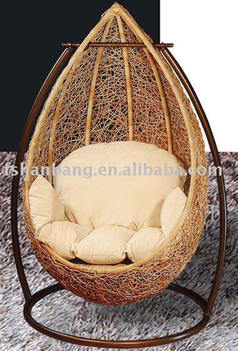 single person swing one person rattan swings in patio swings from furniture on