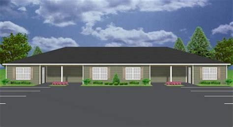 cost to build a 4 plex four plex building plans house plans home designs