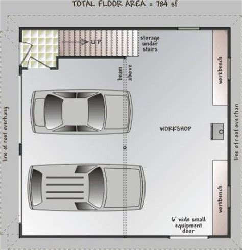 two car garage floor plans 2 car garage plans for the home