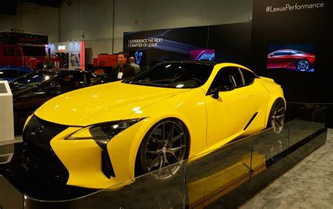 lexus sema 2016 this week s top photos the 2016 sema show edition