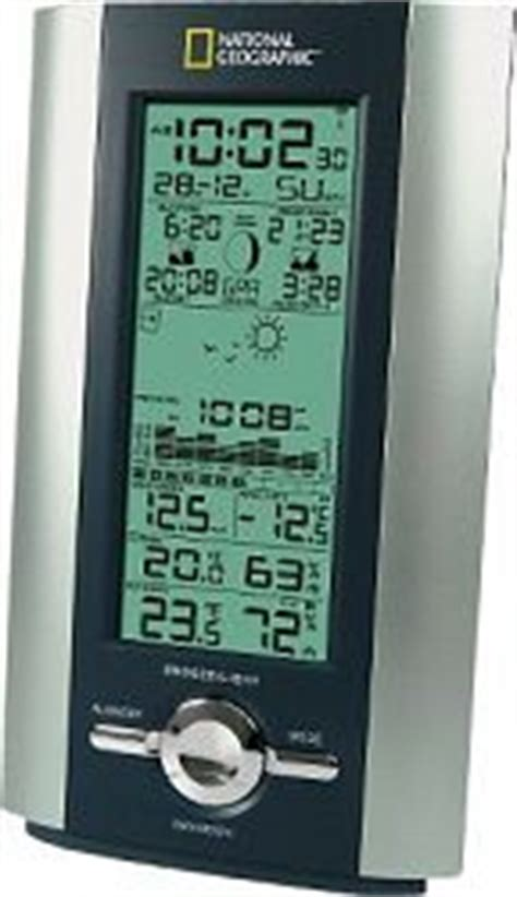 national geographic home weather station 348nc sale