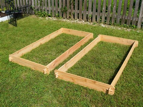 raised vegetable garden planter and plant bed liners youtube raised garden planter bed flower box cedar and 19 similar