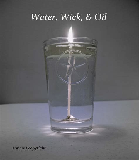 how to make a candle wick halacha is one allowed to light a candle which has oil