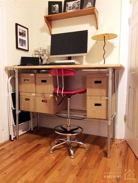 standing desk with storage 106 best images about standing desks on pinterest