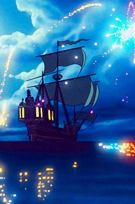 erics ship   mermaid disney love disney pixar