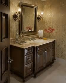 Traditional Powder Room Vanities Ownby Design Traditional Powder Room Phoenix By