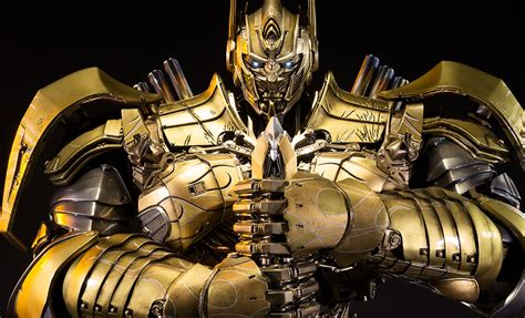 transformers optimus prime edition gold version