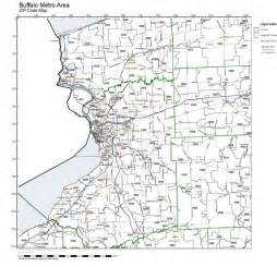 Buffalo Zip Code Map workingmaps com zip code maps