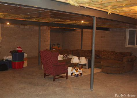 houses with finished basements our basement retreat puddy s house