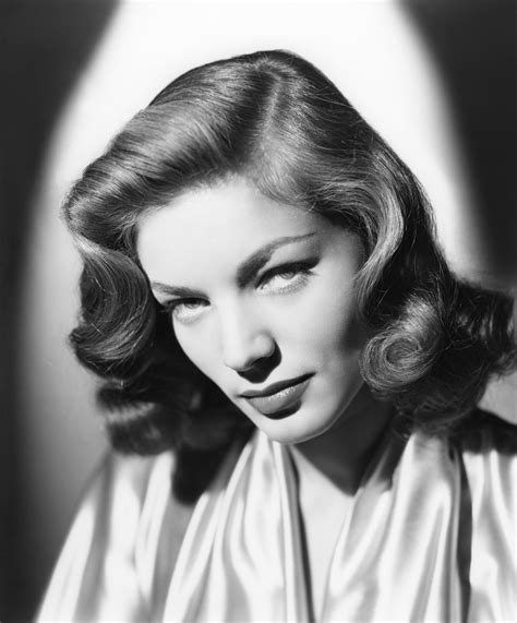 famous actresses of the 40s lauren bacall