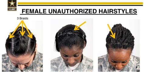 new hairstyles for women in the armed services black female soldiers criticize army s new hairstyle rules