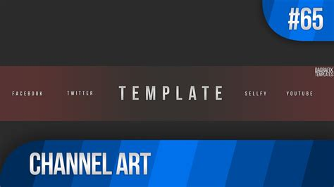 channel picture template simple channel template 65 free photoshop