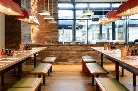 Wagamama (Swindon): Focus Design Restaurant & Bar Design