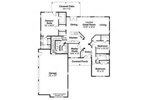 Home Plan by Ranch House Plans Bakersfield 10 582 Associated Designs
