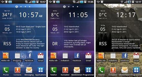 top android widgets best widgets for the samsung galaxy note