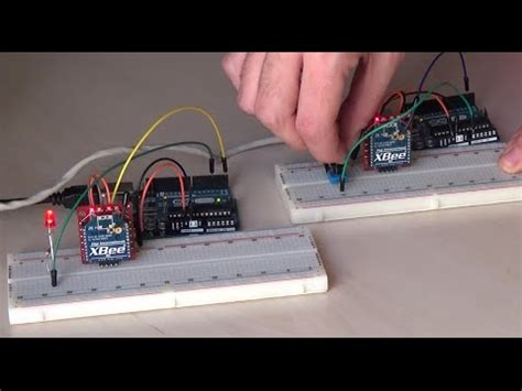 xbee tutorial youtube arduino tutorial xbee modules as a transmitter