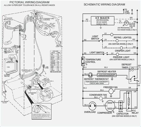 ge cafe refrigerator wiring diagram wiring diagram