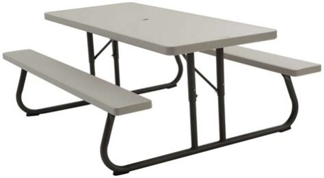 Lifetime 6 Folding Table Lifetime 6 Foot Picnic Table 138 89 Reg 250 Best Price