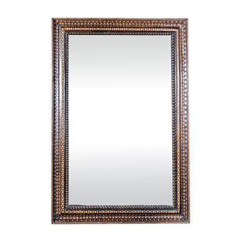 bone inlay mirror bone inlay mirror bone and teak inlay mirror home decor in dallas tx