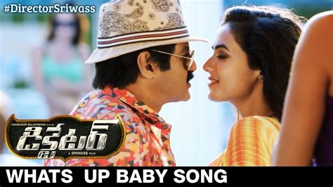 up film music video dictator telugu movie songs whats up baby song trailer
