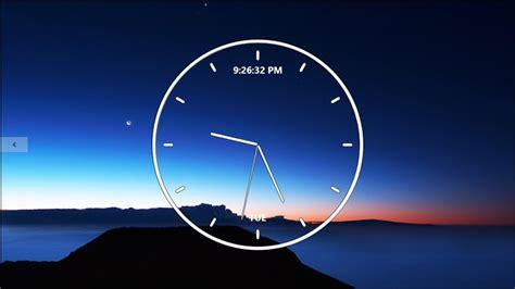 alarm clock  windows