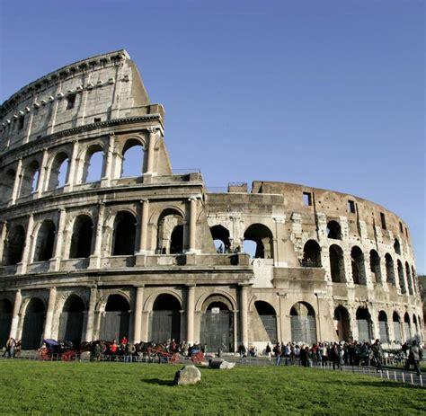 wann wurde das kolosseum erbaut kultur ranking italiens besucher magneten welt