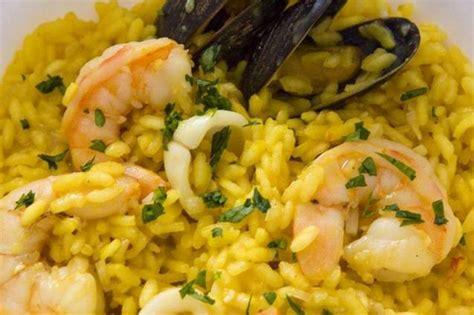 come si cucina il risotto ai frutti di mare risotto alla marinara bianco la ricetta e i consigli