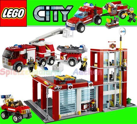 Lego Decool City Series Large Ready lego city set 7208 large station brigade 7239