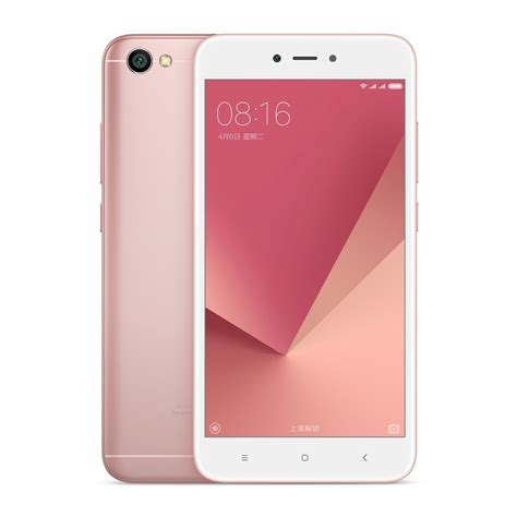 New Xiaomi Redmi Note 5a Ram 2gb 16gb Gold Garansi Distributor xiaomi redmi note 5a smartphone 2gb 16gb