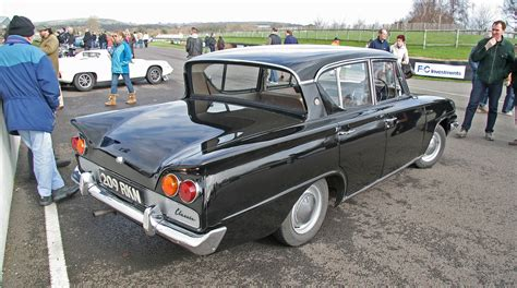 old ford ford motor company part vi the ford consul classic myn