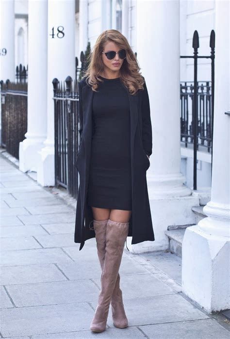nada blazer boats how to wear over the knee boots in fall suede boots