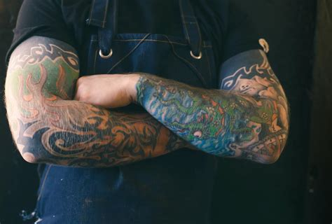 watercolor tattoos cape town cape town chefs tell us the stories their tattoos